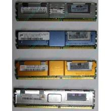 Серверная память HP 398706-051 (416471-001) 1024Mb (1Gb) DDR2 ECC FB (Норильск)