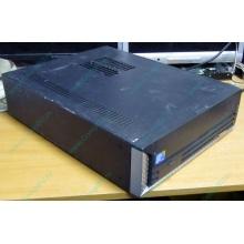 Лежачий четырехядерный компьютер Intel Core 2 Quad Q8400 (4x2.66GHz) /2Gb DDR3 /250Gb /ATX 250W Slim Desktop (Норильск)