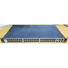 Управляемый коммутатор D-link DES-1210-52 48 port 10/100Mbit + 4 port 1Gbit + 2 port SFP металлический корпус (Норильск)