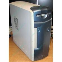 Маленький компактный компьютер Intel Core i3 2100 /4Gb DDR3 /250Gb /ATX 240W microtower (Норильск)