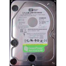 Б/У жёсткий диск 500Gb Western Digital WD5000AVVS (WD AV-GP 500 GB) 5400 rpm SATA (Норильск)