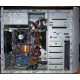 4 ядерный компьютер Intel Core 2 Quad Q6600 (4x2.4GHz) /4Gb /160Gb /ATX 450W вид сзади (Норильск)
