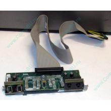 Панель передних разъемов (audio в Норильске, USB) и светодиодов для Dell Optiplex 745/755 Tower (Норильск)