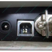Термопринтер Zebra TLP 2844 (выломан USB разъём в Норильске, COM и LPT на месте; без БП!) - Норильск