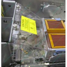 Прозрачная пластиковая крышка HP 337267-001 для подачи воздуха к CPU в ML370 G4 (Норильск)