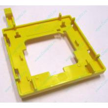 Жёлтый держатель-фиксатор HP 279681-001 для крепления CPU socket 604 к радиатору (Норильск)