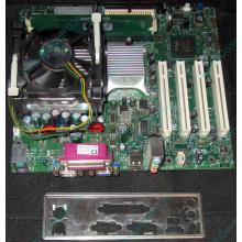 Комплект: плата Intel D845GLAD с процессором Intel Pentium-4 1.8GHz s.478 и памятью 512Mb DDR1 Б/У (Норильск)